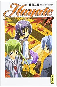 Hayate The combat butler Edition simple Tome 13