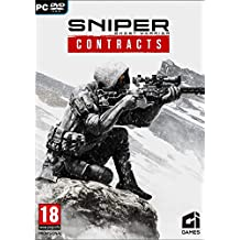 Sniper Ghost Warrior: Contracts (PC DVD)