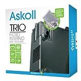 Askoll nuovo trio filtro (max 80 lt) (1000047525)