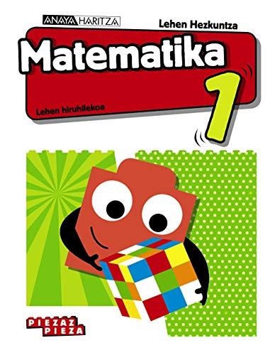 Matematika 1. (Piezaz pieza)