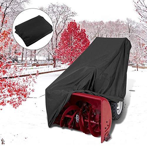 cineman Schnee-Überzug, 300D, strapazierfähiges Polyestergewebe, schwer, groß, Maschinenregenschutz mit elastischem Seil, für staubdicht, Winddicht