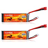 Batterie Floureon - 11,1 V - 3000 mAh - 30C Lipo RC