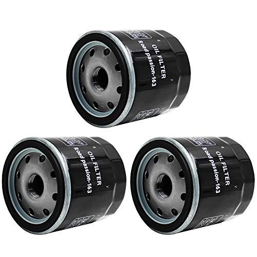 Road Passion Filtres à huile pour R1200C Stiletto 1170 2001/ R850C Boxer 850 2001/ R850C Boxer 850 2001 / R850C Classic 850 2001