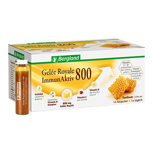 Bergland Gelée Royal ImmunAktiv 800