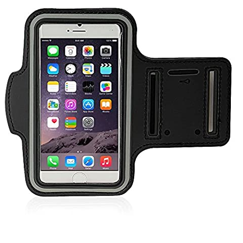 Housse Brassard de sport néoprène pour smartphone de taille 5.5'': Galaxy Note 1/2/3/4 , LG G2, LG G3, Sony Xperia Z1/Z2/Z3/Z4,M4 ,OnePlus One, HTC M8, HTC