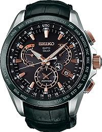 Seiko Herren-Armbanduhr SSE061J1