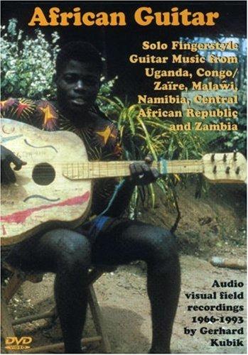 AFRICAN GUITAR REINO UNIDO DVD