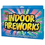 25 Indoor Fireworks