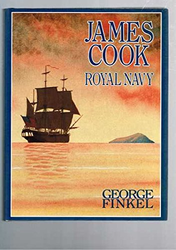 James Cook, Royal Navy.