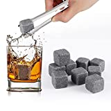 SAVFY® 9 PCS Whisky Chilling Rocks Ice Stones - Best Reviews Guide