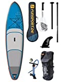 Starboard Astro Blend Zen 11'2' iSUP + 3tlg. Starboard Paddel - Stand Up Paddle Set