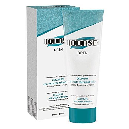 Iodase Dren Crema Cellulite Con Forte Ritenzione Idrica 220 ml