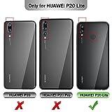 Coque Huawei P20 lite, iBetter [Résistant aux chocs] [Protection complètement] Huawei P20 lite Flip Coque Premium PU Housse coque de téléphone en cuir Couverture Multicolor avec support design pour Huawei P20 lite Smartphone (Noir)