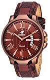 #9: Espoir Analog Brown Dial Men's Watch-LS5098-2