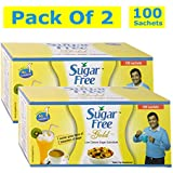 Sugar Free Gold 100 Sachets - Pack of 2