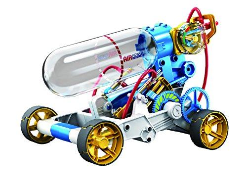 AIR CAR - Das Luftdruck Auto - Voiture à l`air comprimè