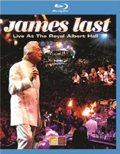 Preisvergleich Produktbild James Last - Live at the Royal Albert Hall [Blu-ray]