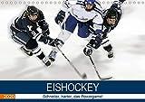 Eishockey! Schneller, härter, das Powergame! (Wandkalender 2020 DIN A4 quer): Heiße Action auf kaltem Eis! Das ist Eishockey live! (Monatskalender, 14 Seiten ) (CALVENDO Sport)