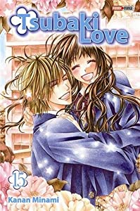 Tsubaki Love Edition simple Tome 15
