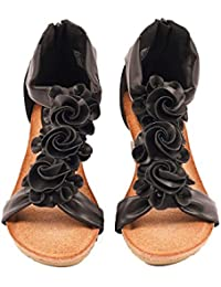 Roiii Womens Ladies Diamante Jelly Sandals Summer Beach FLIP Flops Toe Post  Shoes Size 52810c046a42