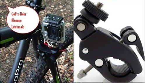 Rollei Bullet 7S/6S/5S Bullet Lenker Fahrrad Lenker Rohr Klemme Bike clamp