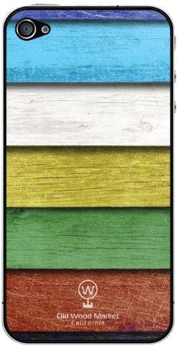 Cellet Holz Wand Haut für iPhone 4/4S - 4 Iphone Für Sprint Bildschirm