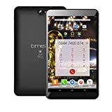 Time2: 8 inch Tablet PC, Android 7.0 Nougat, 3G Tablet Dual SIM, GMS Google Certified, HD IPS Screen, GPS, WiFi, Phablet, Up to 256GB SD Card Storage, 5MP Camera, android tablets *2018 Model*