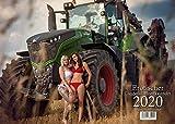 Erotischer Landmaschinenkalender 2020