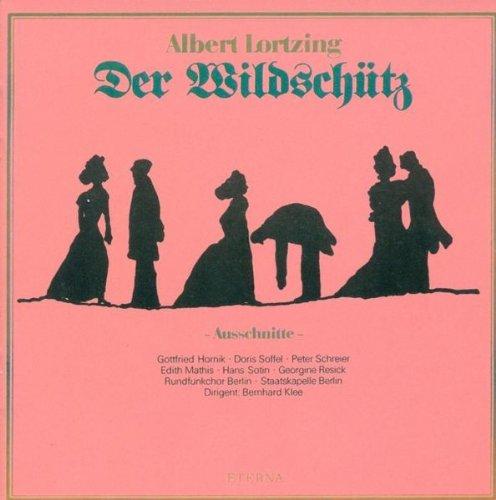 Der Wildschütz: Act I: Es lebe das Brautpaar! … So munter und frohlich (Chorus, Gretchen, Baculus, ein Gast)