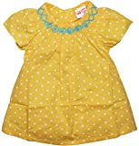 FS Mini Klub Baby Girls Cotton Dress - (0-3 Months)