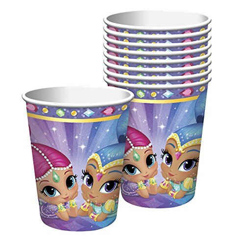 amscan-international-581653266ml-shimmer-et-shine-paper-cup