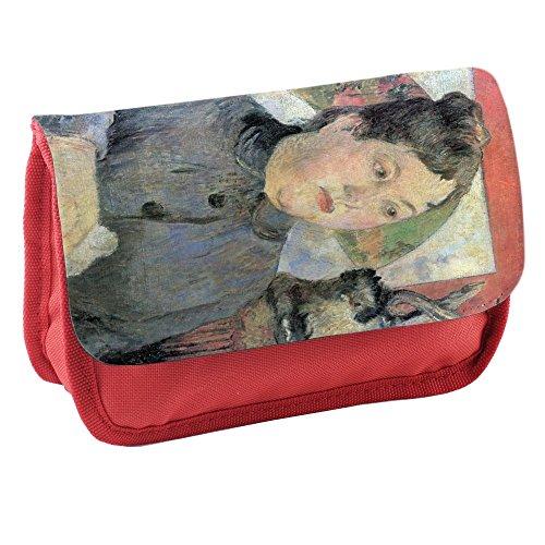 gauguin-madame-kohler-rosso-scuola-bambini-sublimazione-di-alta-qualita-polyester-astuccio-matita-ca