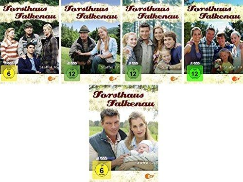 Staffel 16-20 (15 DVDs)
