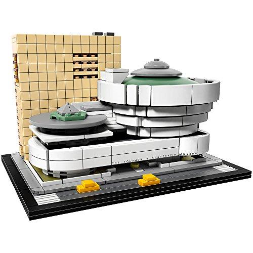 LEGO LEGO Architecture Solomon R. Guggenheim Museum 21035