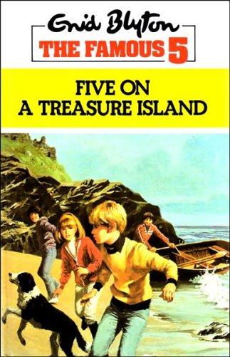 Enid Blyton's Five on a treasure island