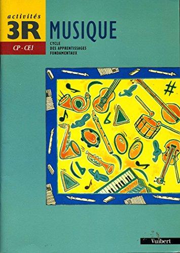 Musique, CP et CE1. Cycle des apprentissages fondamentaux