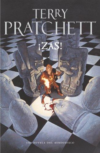 ¡Zas! (Mundodisco 34) por Terry Pratchett
