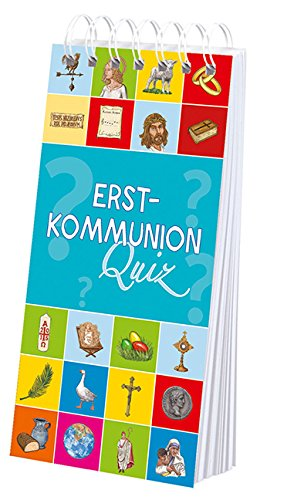 Erstkommunion-Quiz (Kinder-Quiz: Religion)