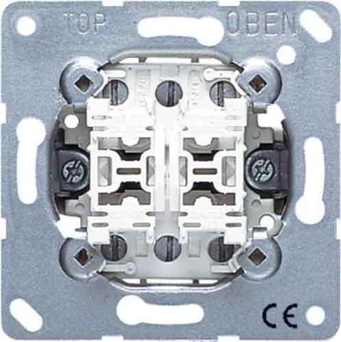 Preisvergleich Produktbild Jung 532-4U Multi-Switch 2 x 2 Schlieáer geteilte Wip