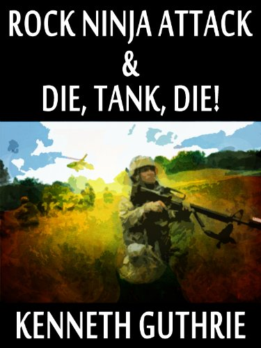 Rock Ninja Attack and Die, Tank, Die! (Two Story Pack ...