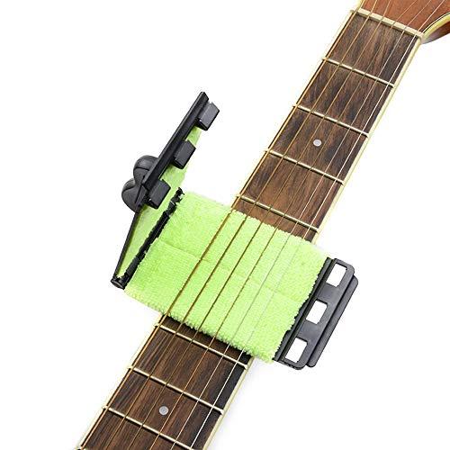Goodplan Gitarre Saitenreiniger Schnelle Gitarre Griffbrett Reinigungswerkzeug Griffbrett Reiniger Saiteninstrument Pflegen Werkzeug 1 Stücke