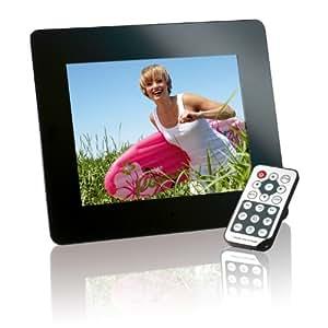 intenso mediadesigner digitaler bilderrahmen 10 zoll kamera. Black Bedroom Furniture Sets. Home Design Ideas