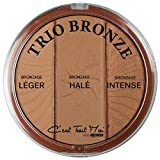 3-Ton-Make-up-Puder, Bronze-Trio