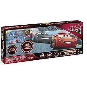 Giochi Preziosi-CA100-Fuego Rojo Fuego Verde Cars