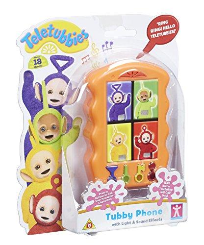 Teléfono de juguete Tubbyde los Teletubbies (multicolor)