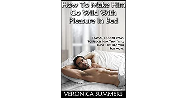 how to have pleasure in bed