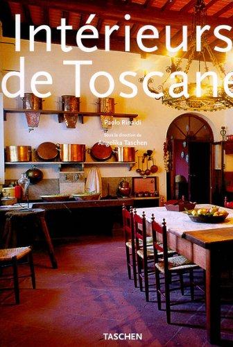 Tuscany interiors par Paolo Rinaldi
