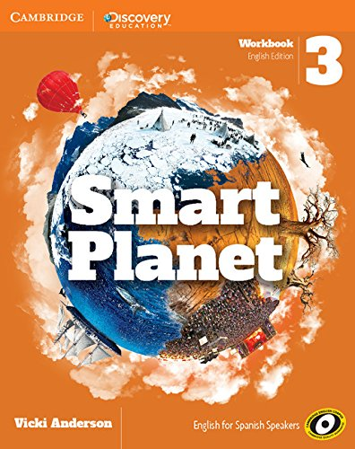 Smart Planet Level 3 Workbook English - 9788490363829 por Vicky Anderson
