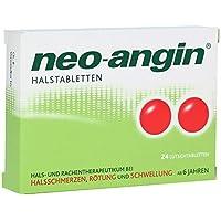 Neo-Angin Halstabletten, 24 St preisvergleich bei billige-tabletten.eu