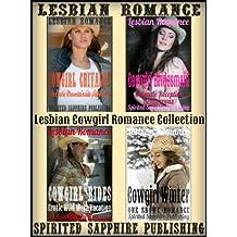 Lesbian Romance: Lesbian Cowgirl Romance Collection